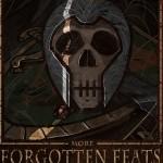 More Forgotten Feats