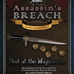 Assassin's Breach: A Tavern Gambling Game (+Rest at the Wayside Inn)