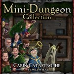 Snow-White Mini-Dungeon: Cabin Catastrophe