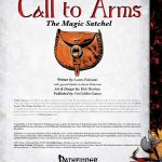 Call to Arms: The Magic Satchel