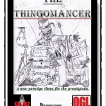 The Thingomancer Prestige Class