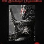 #30 Bloodrager Organizations