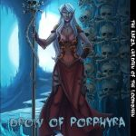 Drow of Porphyra - Karza, Children of the Loomqueen