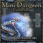 Into the Wintery Gale Mini-Dungeon: Snowblind Sanctuary