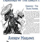 Relic Files: Treasures of the Earth I - Svarduun, the Black Hammer