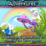 After School Adventures: Adventures in Wonderland #1 - Chasing the White Rabbit