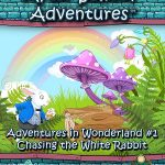 After School Adventures - Adventures in Wonderland #1: Chasing the White Rabbit (5e)