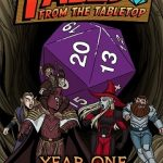Tales from the Tabletop: Year One (Comic)