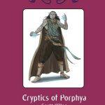 Cryptics of Porphyra