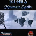 101 Hill & Mountain Spells