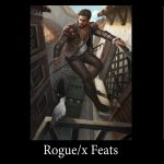 Tides of War: Rogue/X-Feats