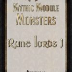 Mythic Module Monsters - Rune Lords 1