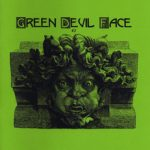 Green Devil Face #2 (OSR)