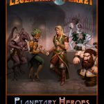 Legendary Planet: Planetary Heroes