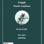 Grippli: Playable Amphibians (Revised Edition) (5e)