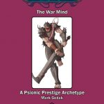 The War Mind - A Psionic Prestige Archetype