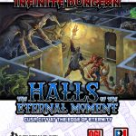 Infinite Dungeon: The Hall of the Eternal Moment - Cusp, City on the Edge of Eternity