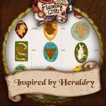 Letters from the Flaming Crab: Inspired by Heraldry