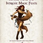 Mythic Mini: Intrigue Magic Feats