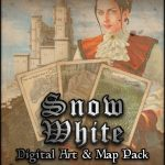 Snow White Digital Art and Map Pack