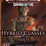 Hybrid Classes Vol. I