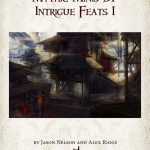 Mythic Mini: Intrigue Feats I