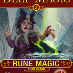 Deep Magic - Rune Magic (5e)