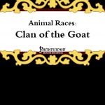 Animal Races: Clan of the Goat