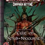 The Guide to the Cult of Shub-Niggurath