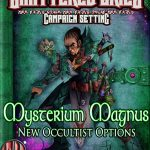 Mysterium Magnus: New Occultis Options