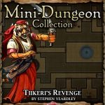 5E Mini-Dungeon: Tiikeri's Revenge (5e)