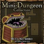 5E Mini-Dungeon: Buta No Shiro (5e)