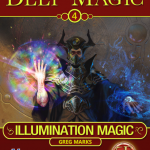 Deep Magic: Illumination Magic (5e)