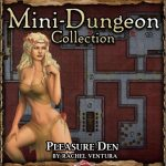 5E Mini-Dungeon: Pleasure Den (5e)