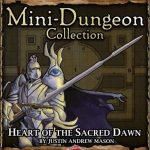 5E Mini-Dungeon: Heart of the Sacred Dawn (5e)