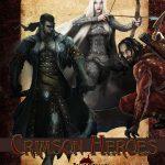 Crimson Heroes: Pregenerated Characters