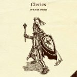 Echelon Reference Series: Clerics (PRD + 3pp)