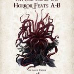 Mythic Mini: Horror Feats A - B