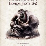 Mythic Mini: Horror Feats S - Z