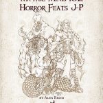 Mythic Mini: Horror Feats J - P