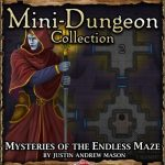 5E Mini-Dungeon: Mysteries of the Endless Maze (5e)