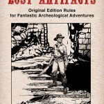 Raiders of the Lost Artifacts (OSR)