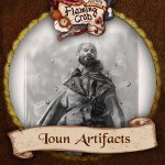 Letters from the Flaming Crab: Ioun Artifacts