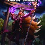 Everyman Iconics: Taka'shi Tomoshiba (revised edition)