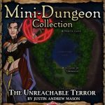 5E Mini-Dungeon: The Unreachable Terror (5e)