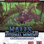 Infinite Dungeon: The Halls of the Eternal Moment Level 2 - The Rattling Crypt