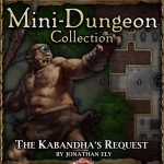 5E Mini-Dungeon: The Treant's Request (5e)