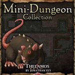 5E Mini-Dungeon: Thelamos (5e)