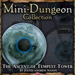 5E Mini-Dungeon: The Ascent of Tempest Tower (5e)