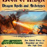 Book of Magic: Dragon Spells and Archetypes